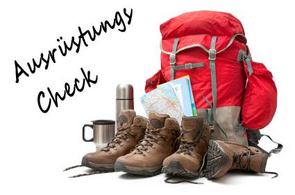 Wandertour gut vorbereiten